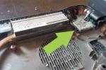 Места скопления пыли в ноутбуке это не только охладительная система